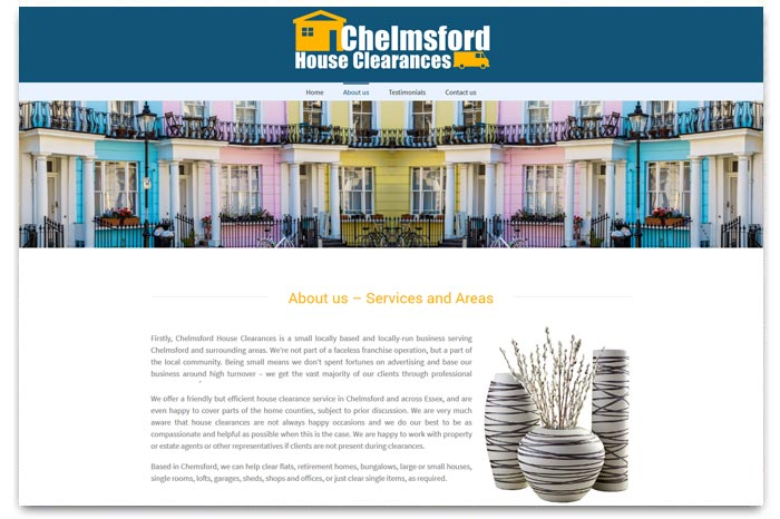 CHELMSFORD FURNITURE